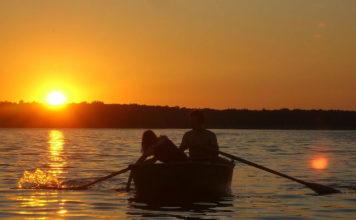 Прогулки на лодке - польза для здоровья