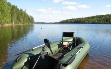 ПВХ-лодка: лучший выбор рыбака