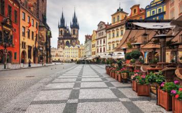 Прага - достопримечательности Чешской столицы