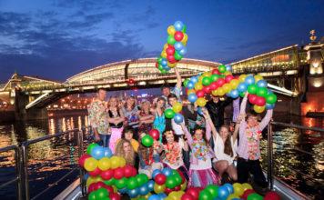 Аренда теплохода в Москве на мероприятия от туроператора